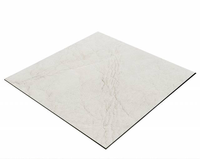 Fondo BRESSER Flatlay para Fotos tomadas desde arriba - 40 x 40 cm Cuero blanco