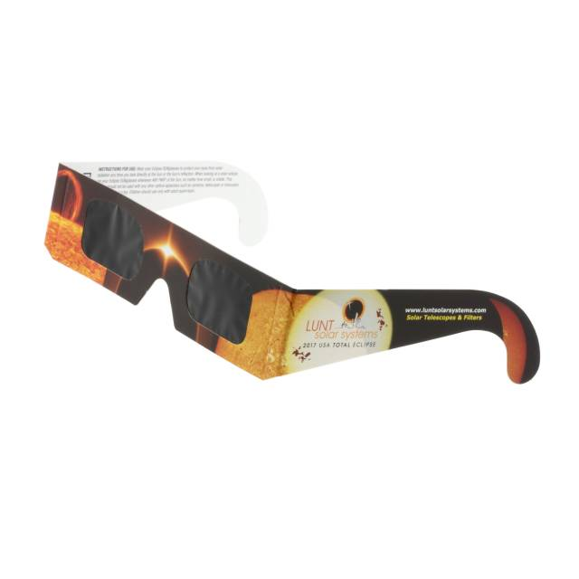 LUNT Solar Eclipse Glasses (1 piece)
