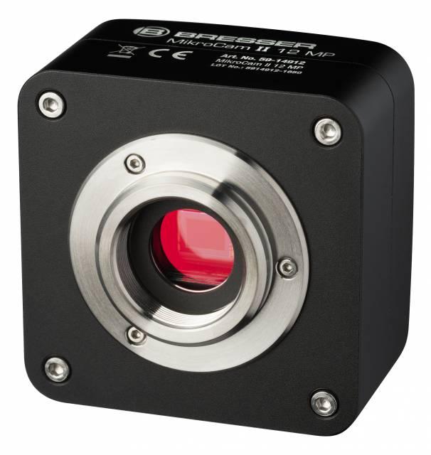 BRESSER MikroCamII Mikroskopkamera 12MP USB 3.0