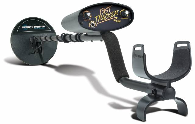 BOUNTY HUNTER Fast Tracker Detector de metales
