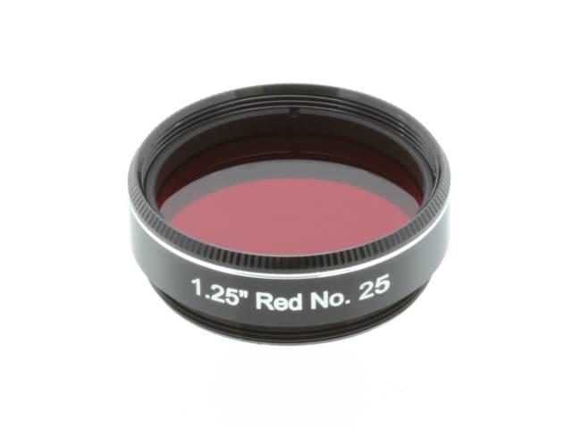 """EXPLORE SCIENTIFIC Filter 1.25"""" Rot Nr.25"""
