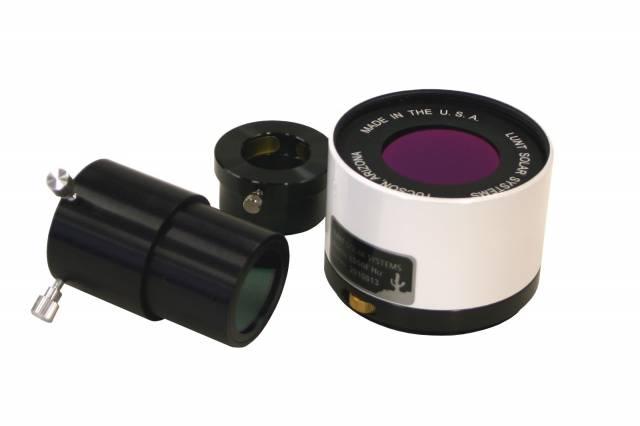 LUNT LS50FHa/B3400 H-Alpha Sonnenfilter