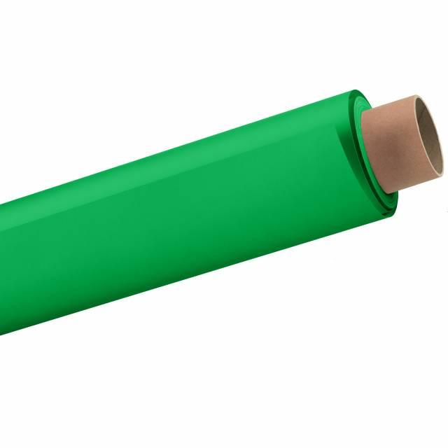 BRESSER 54 Background Paper Roll 2.72x11m chromakey green