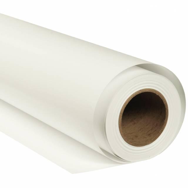 BRESSER SBP32 Fondale in Carta 2,72x11m bianco polare