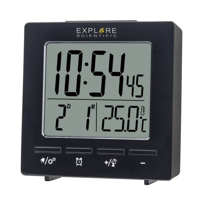 Mini budzik radiowy EXPLORE SCIENTIFIC
