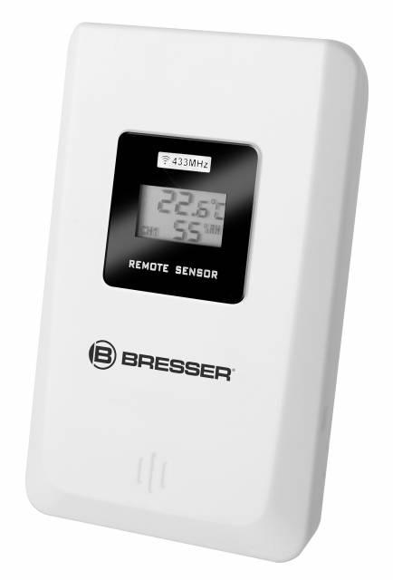 Capteur thermo-hygro BRESSER pour Station météo Couleur MeteoTemp WTM  #7007510