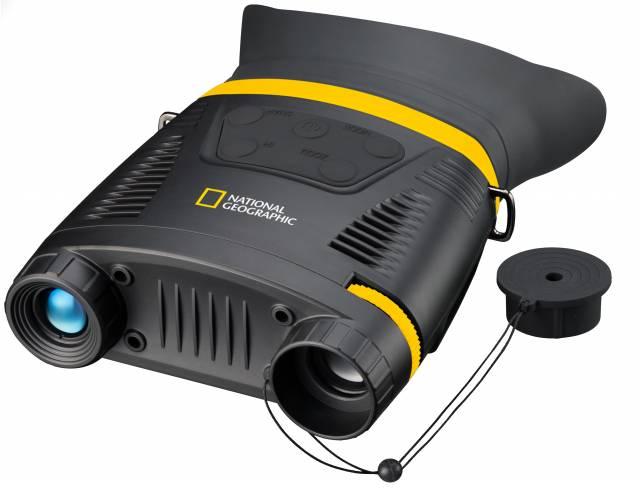 NATIONAL GEOGRAPHIC binokulares digitales Nachtsichtgerät 3,5x mit Aufnahmefunktion