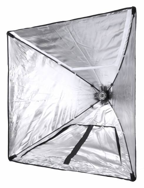 BRESSER SS-28 Photo Tent + Power Softbox with lamp fitting 70x70cm