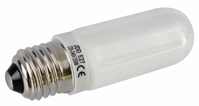 BRESSER JDD-5 Lámpara de modelado halógena de 250W