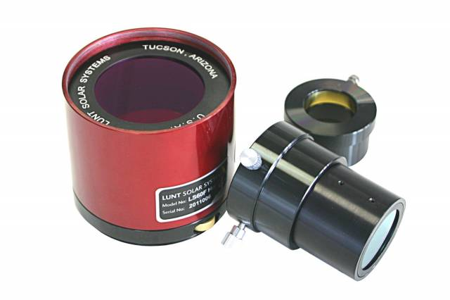 Filtre solaire H-Alpha LUNT LS60FHa/B3400