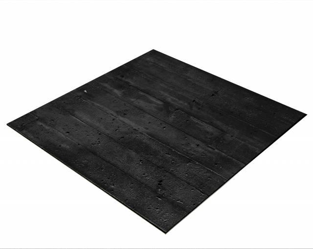 Fondo BRESSER Flatlay para Fotos tomadas desde arriba - 40 x 40 cm Tablones de Madera negros