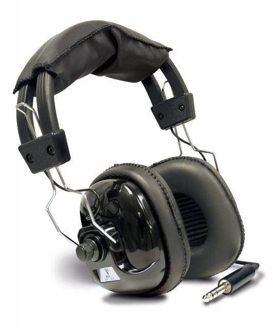 BOUNTY HUNTER Headphones for Metal Detectors