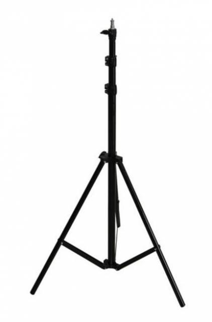 BRESSER BR-TP380 Schwerlast-Lampenstativ 380cm
