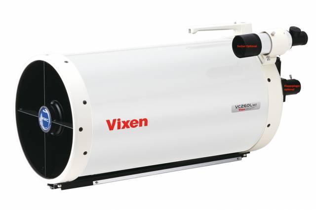 Vixen VMC 260L Maksutov - Cassegrain Teleskop für SX Montierungen