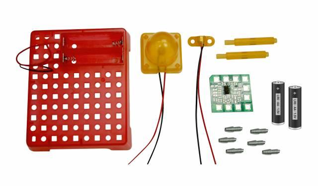 Kit per esperimenti BRESSER Junior Sensore acustico elettronico