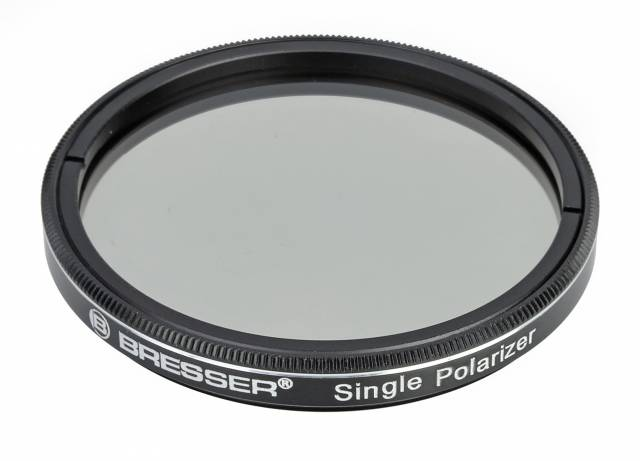 BRESSER Single Polarizing Filter 2""