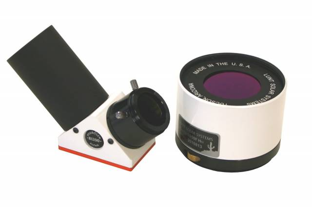 Filtro solare LUNT LS50FHa/B1200d2 H-Alpha