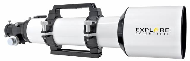 EXPLORE SCIENTIFIC ED APO 102mm f/7 FCD-1 Alu 2'' R&P Focuser