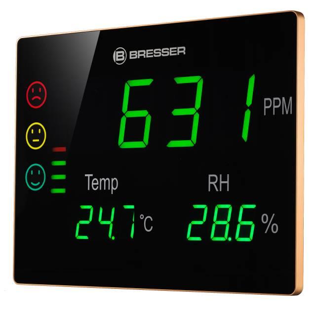 Monitor XXL CO² de calidad del aire BRESSER