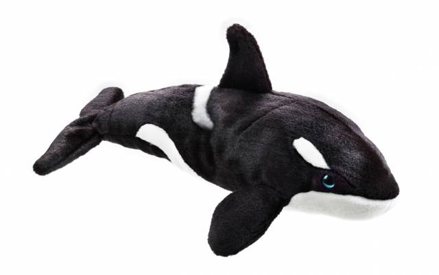 NATIONAL GEOGRAPHIC Plush Toy Orca