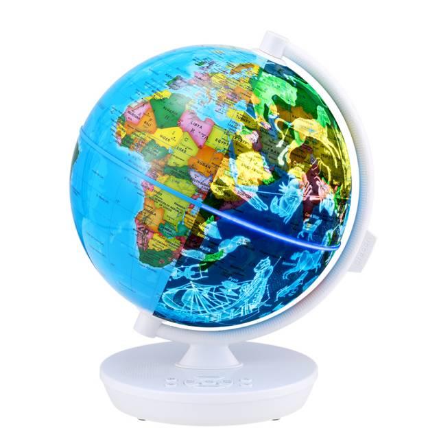 Oregon Scientific SmartGlobe™ Myth - Märchen erzählender Globus mit Augmented Reality App