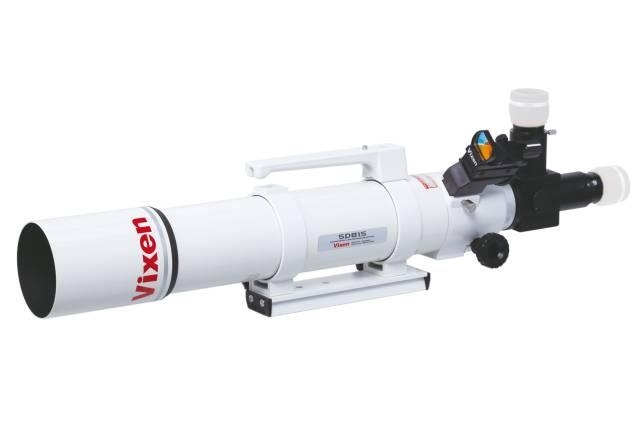 Refractor apocromático Vixen SD81S