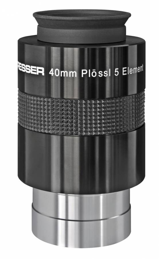 BRESSER 40mm Oculaire 60° 5 Elements 50.8mm/2""