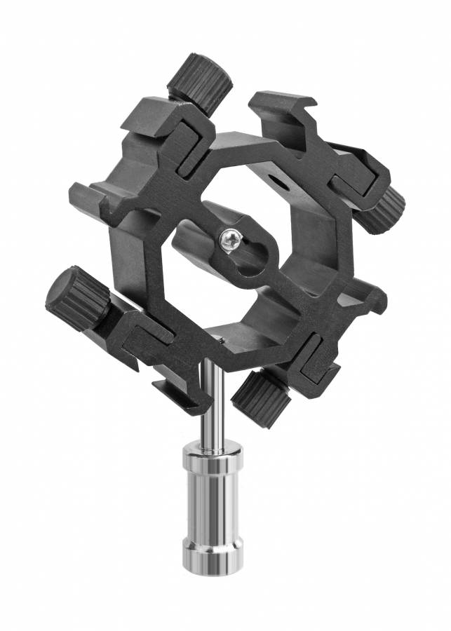 BRESSER JM-36 Flash Holder for 4 camera flashlights