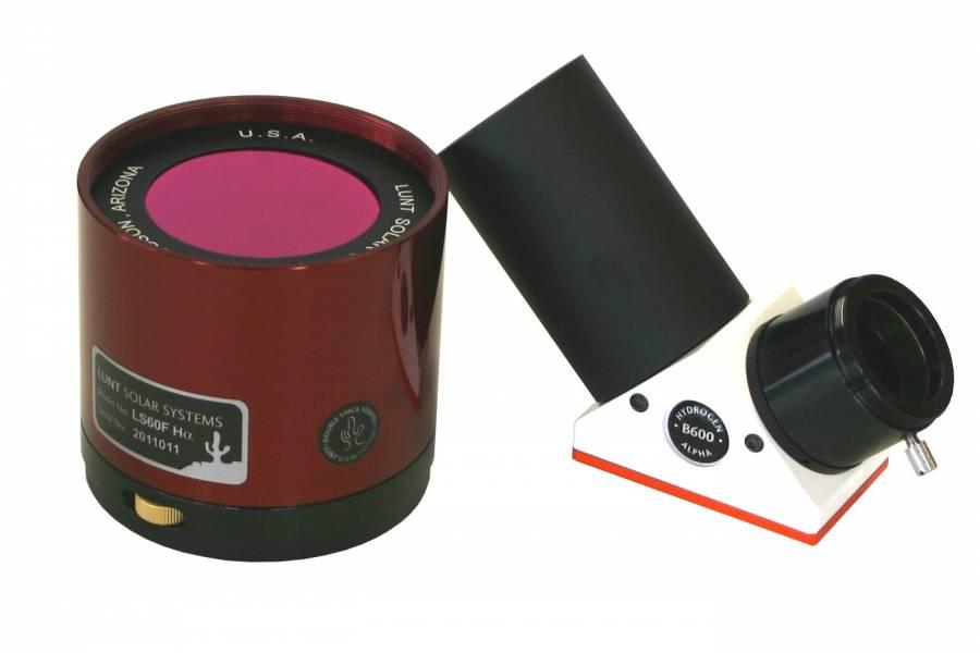 Filtro solar H-Alpha LUNT LS60FHa/B600d2