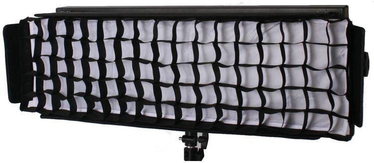 BRESSER Softbox avec nid d'abeille pour LF-1440