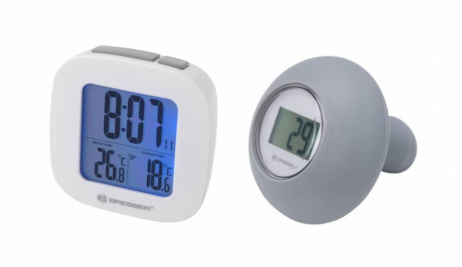 BRESSER MyTemp WTM Bathroom Thermometer