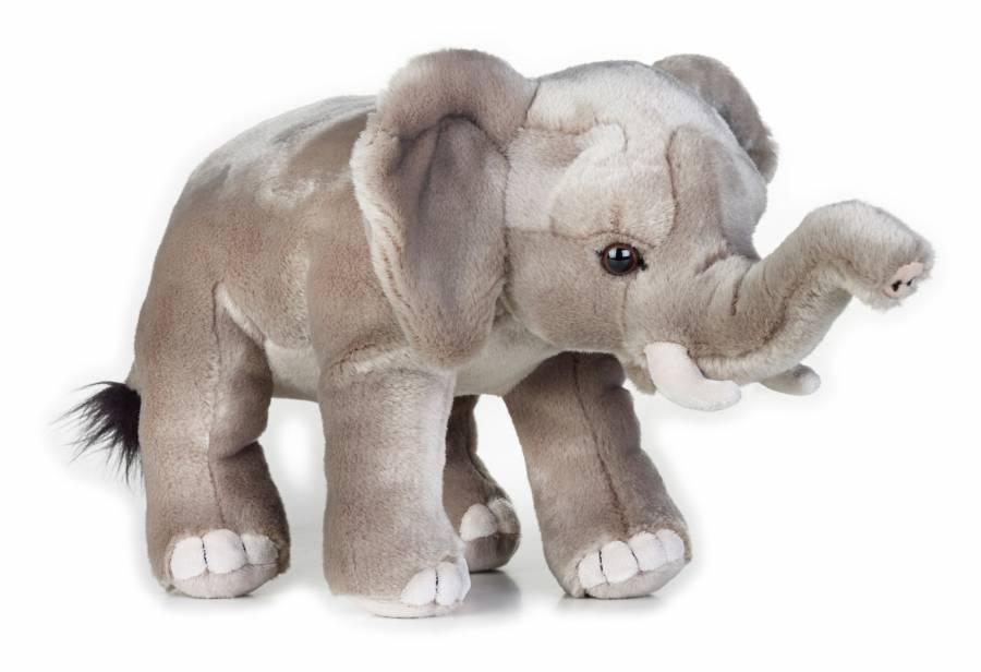 Elefante di peluche NATIONAL GEOGRAPHIC