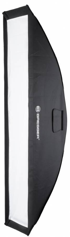 BRESSER SS-9 Softbox Alto Grado con Griglia 50x130cm