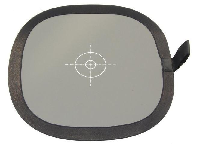Bresser BR-GRC2 runde Graukarte / Schirm 56cm