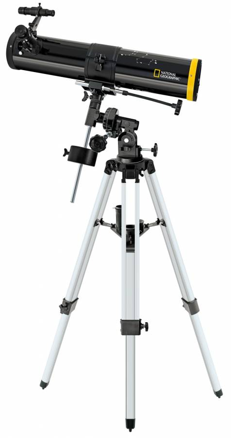 National Geographic 76/700 EQ Telescopio