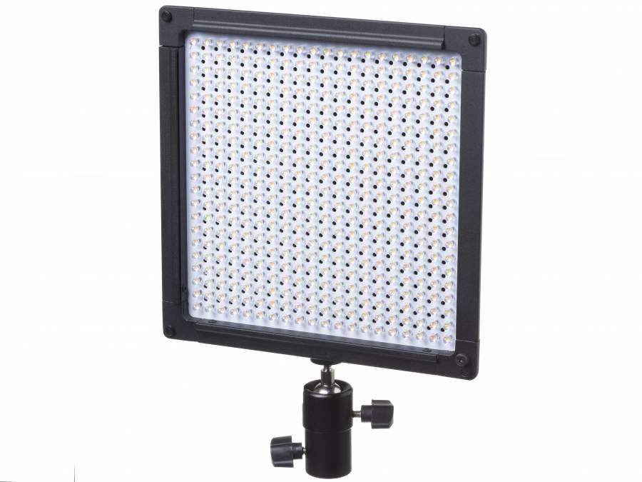 BRESSER LED SH-360A Lampe de studio Slimline bicolore 21.6W/2500LUX