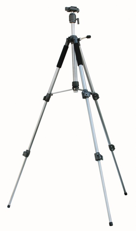 BRESSER Field Tripod BR-3 - 3 KG 1395mm
