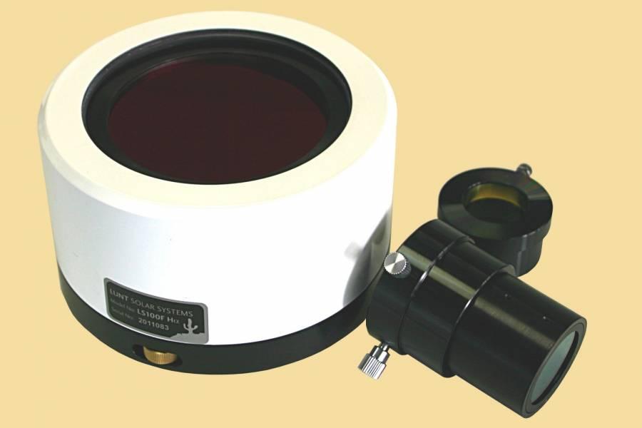 Filtro solare LUNT LS100FHa/B3400 H-Alpha