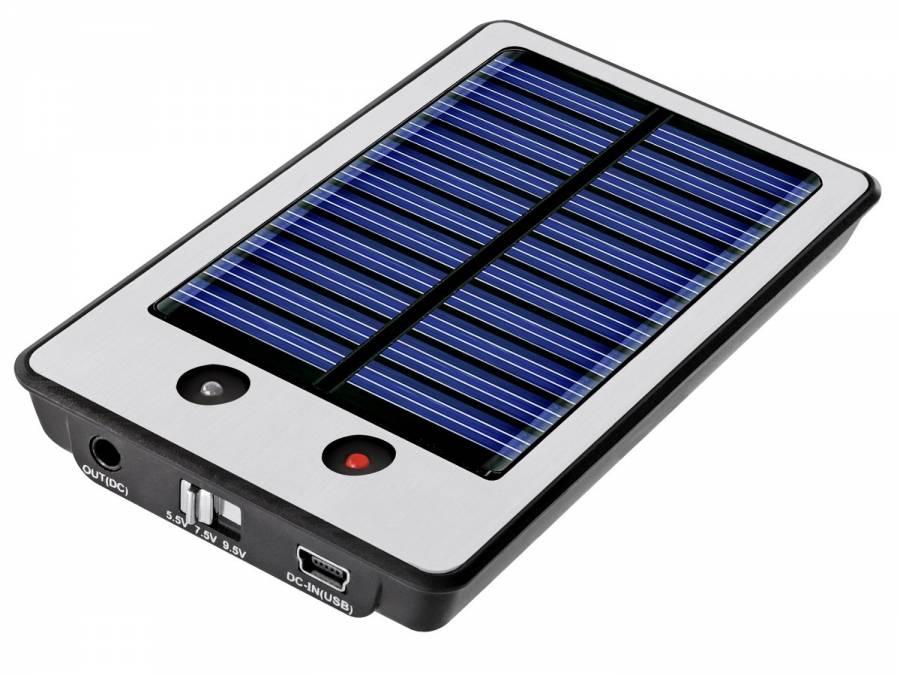 BRESSER Cargador Solar
