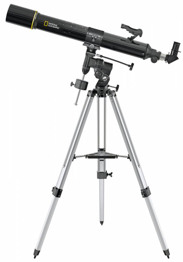 NATIONAL GEOGRAPHIC 90/900 Telescopio refractor EQ3
