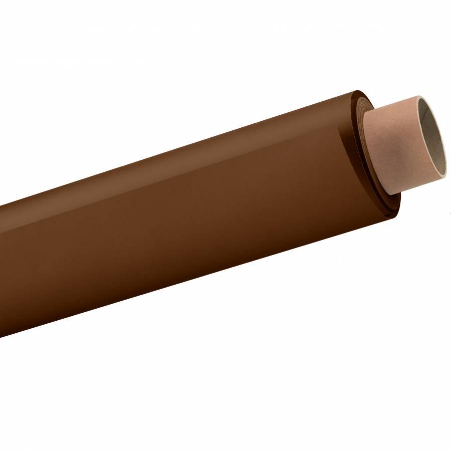 BRESSER 20 Fondale in Carta 2,72x11m marrone torba/marrone cioccolato