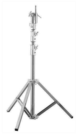 Pied d'éclairage 300 cm Heavy Duty BRESSER BR-C30