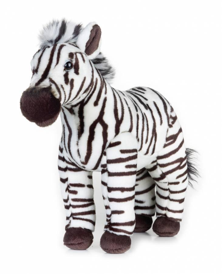 NATIONAL GEOGRAPHIC Plüschtier-Zebra