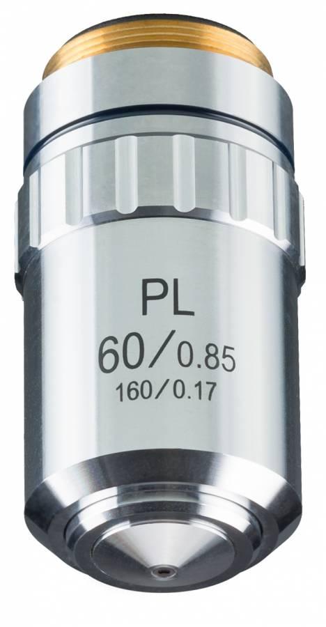 BRESSER DIN-PL 60x Objektiv, planachromatisch