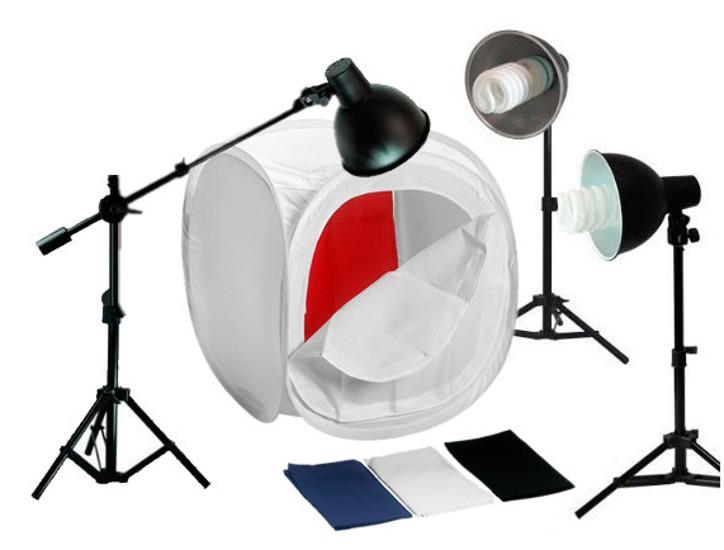 BRESSER BR-2244 Mini Estudio fotográfico 80x80X80cm