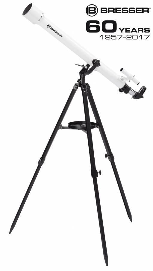 BRESSER Classic 60/900 AZ Telescopio refractor