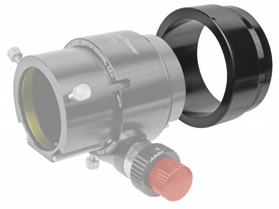 "EXPLORE SCIENTIFIC Adapter für 2"" FT-Fokussierer an Tubus mit 2.5"" HEX"