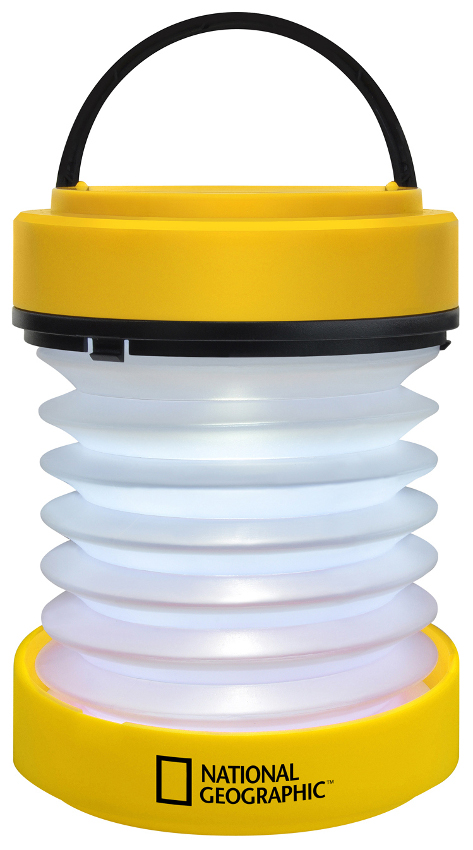 NATIONAL GEOGRAPHIC Lanterna a LED (dinamo)