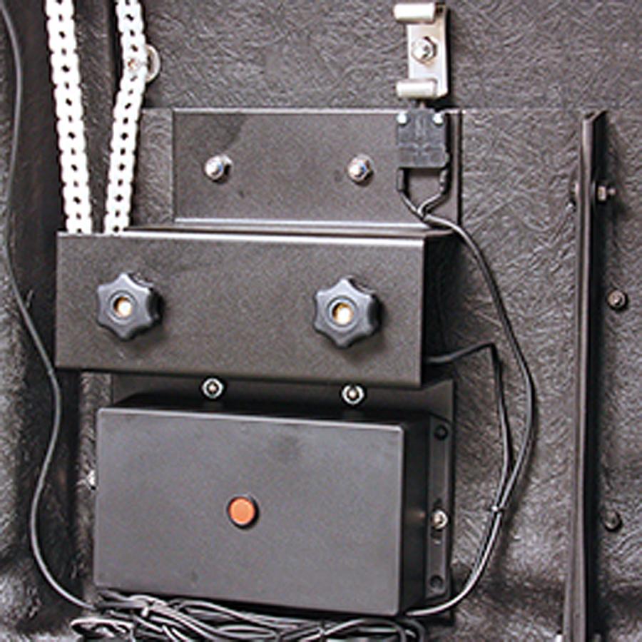 Controllo remoto per apertura cupola PULSAR