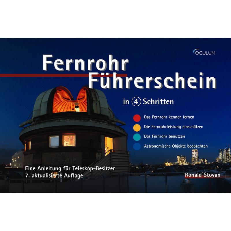 OCULUM VERLAG - Fernrohr-Führerschein in 4 Schritten (DEUTSCH)